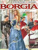 BORGIA:JODOROWSKY&MANARA漫画