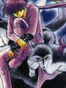 神犬阿西漫画