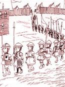 圣女贞德战役漫画